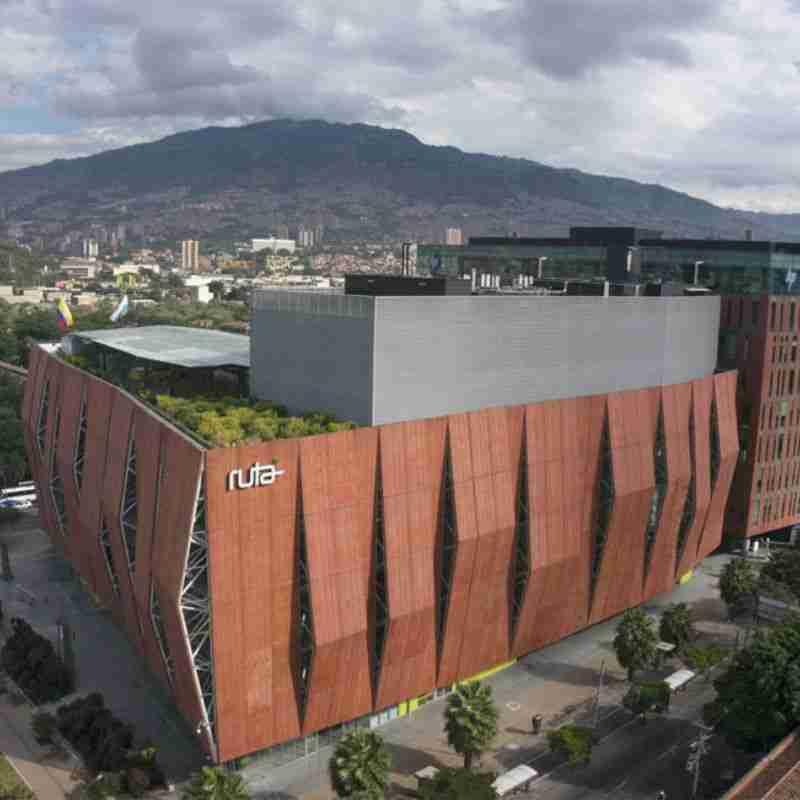 Medellín fabrica de páginas web